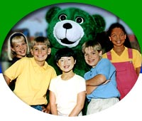 Kelly Bear and Friends