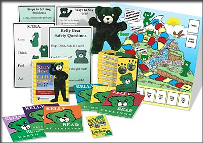 Kelly Bear Collection Photo